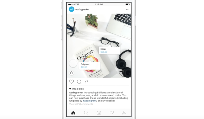 Instagram In App Purchase Photo Tag