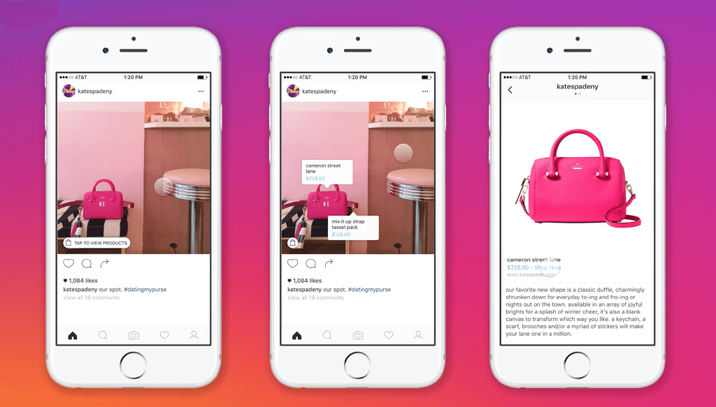 Instagram-shoppable-examples